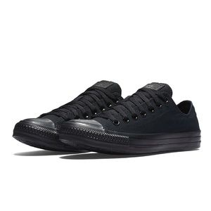 Converse CT Low Top Black Sneakers